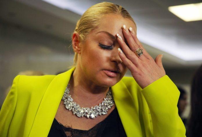 Соски Анастасии Волочковой