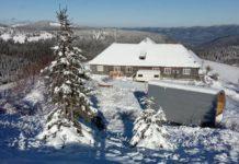 Снегопады и до 10 градусов мороза: появились фото первых дней зимы в Карпатах - today.ua