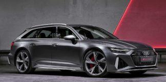 Audi RS6 Avant 2021 на мокрому автобані розігнався до 284 км/год (відео) - today.ua