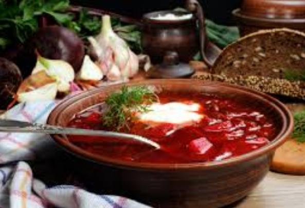 Як нормалізувати артеріальний тиск: дієтологи радять їсти борщ - today.ua