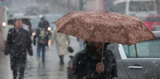 Прогноз погоди до кінця тижня: синоптики обіцяють сильні зливи і температурні перепади - today.ua