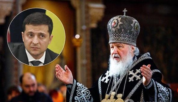 Тиск на РПЦ зменшився: Патріарх Кирило підіграв Зеленському - today.ua