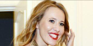 Ксения Собчак забыла одеть под платье белье: скандальная телеведущая показала самое интимное - today.ua