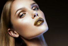 Золотиста помада і сріблясті тіні: названо наймодніший новорічний макіяж 2020 - today.ua