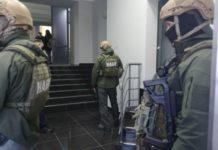 Шокирующие вещи: что нашли во время обыска спортклуба Порошенко - today.ua