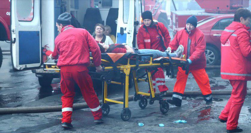 Пожежа в Одесі: студентка подзвонила мамі і повідомила, що задихається