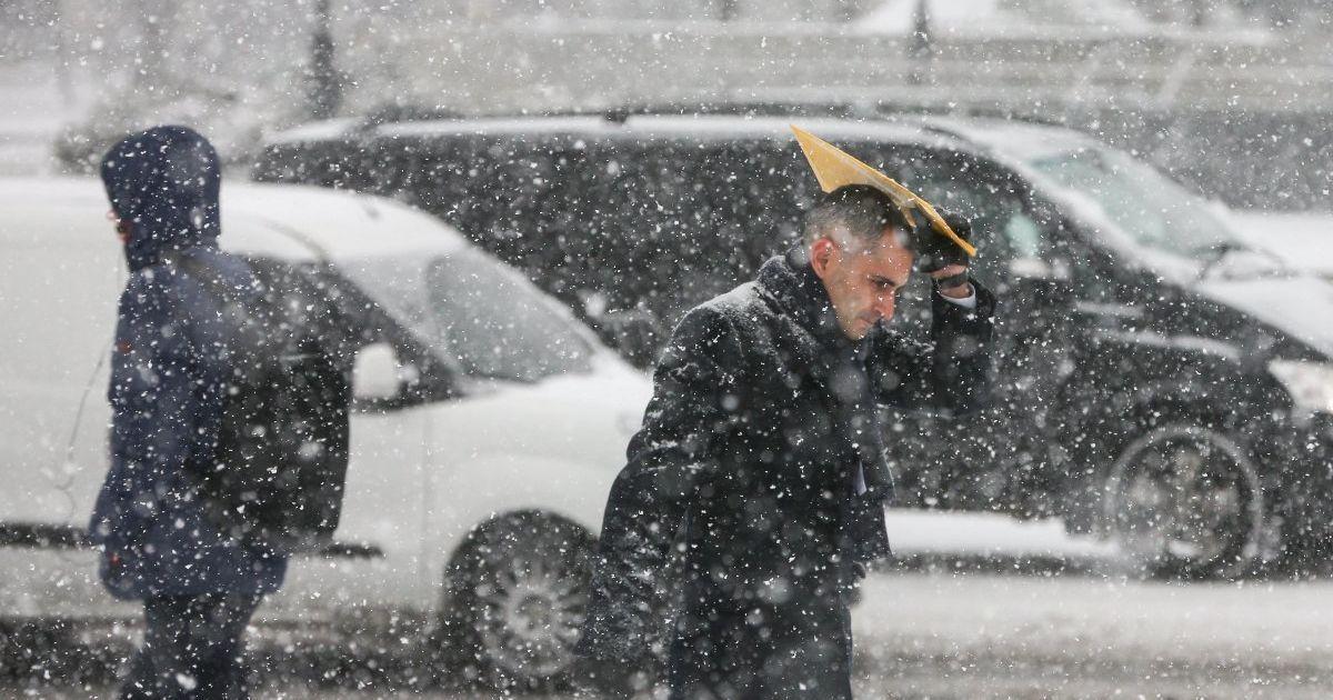 Дочекались: Україну завалить снігом в найближчі дні - today.ua