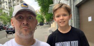 """""""Любимый сын улетел"""": Потап очаровал Сеть трогательным видео с сыном"""" - today.ua"""