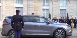 Зеленський приїхав на зустріч лідерів «нормандської четвірки» на Renault - today.ua