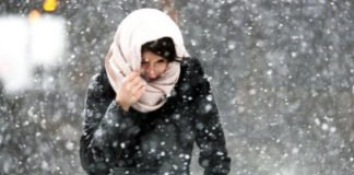 """Прогноз погоди на найближчі три дні: синоптики попередили про наближення сильних снігопадів"""" - today.ua"""
