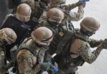 У Києві спецназ розігнав людей, які затримали поліцейських з ознаками сп'яніння - today.ua