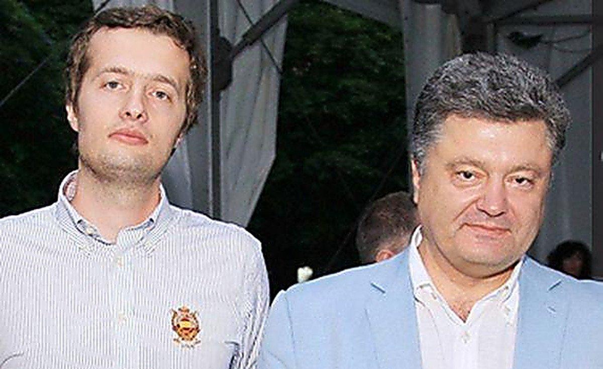 Порошенко переоформив на сина свій найбільший актив в аграрному бізнесі - today.ua