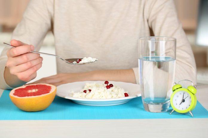 худеем диета 10 кг творога