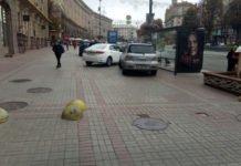 Верховний суд дозволив водіям їздити по тротуарах - today.ua
