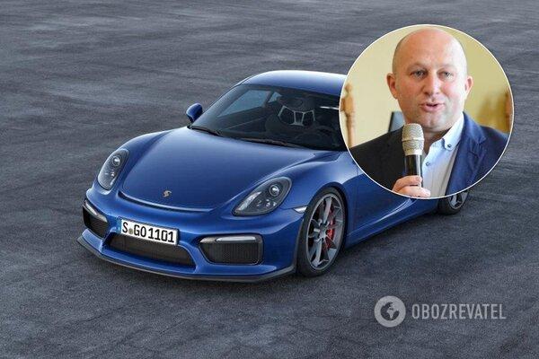 Rolls-Royce - не можна, Porsche - можна: Журналісти показали автопарк нового керівника Львівської митниці - today.ua