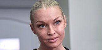 """""""Як з гробу"""": Анастасія Волочкова шокувала своїм зовнішнім виглядом - today.ua"""