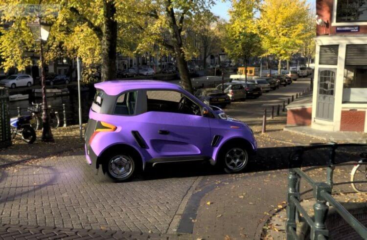 Перший російський електромобіль будуть продавати за 7 000 доларів