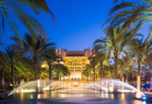 Люкс за 200 тысяч: появилось видео из отеля в Омане, где отдыхал Зеленский - today.ua