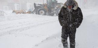 Багато снігу та поривчастий вітер: синоптики попередили про різке погіршення погоди - today.ua
