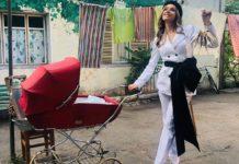 Кругленький животик: Катя Осадчая подтвердила слухи о третьей беременности (фото) - today.ua