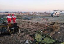 В Иране разбился украинский самолет МАУ: все 180 пассажиров погибли - today.ua