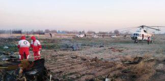 """В Ірані розбився український літак МАУ: всі 180 пасажирів загинули"""" - today.ua"""