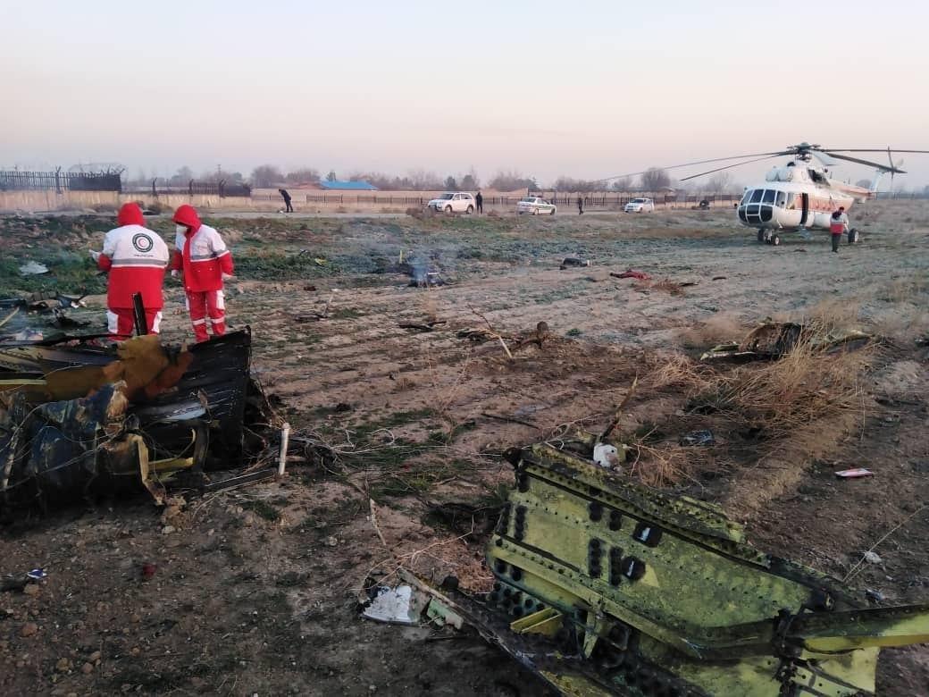 В Ірані розбився український літак МАУ: всі 180 пасажирів загинули - today.ua