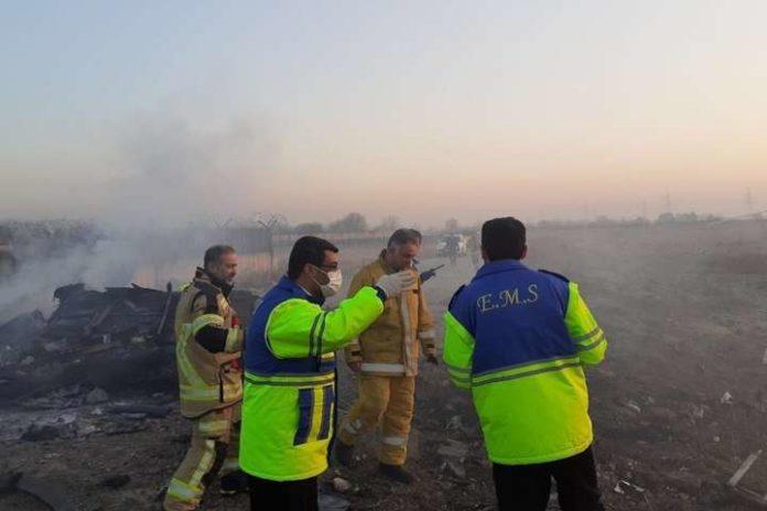 В МАУ сделали срочное заявление в связи с катастрофой украинского самолета в Иране - today.ua