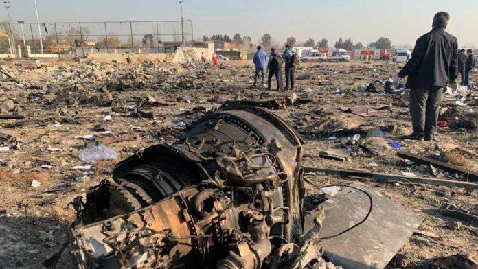 """&quotСхоже, був вибух"""": експерт озвучив нову версію катастрофи українського літака в Ірані - today.ua"""