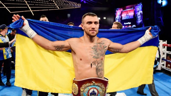 Скандал з Ломаченко: боксер опублікував відео з російським спецназом - today.ua