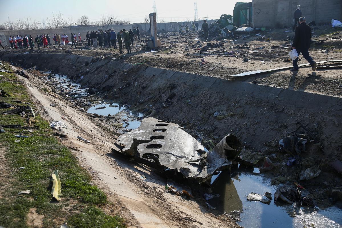 Авіакатастрофа в Ірані: розслідування може затягнутись на два роки - today.ua