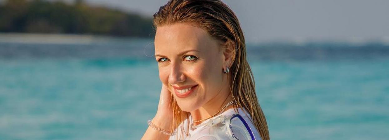 Топлес на Балі: Леся Никитюк оголилася на курорті - today.ua