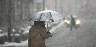 Похолодає і засипле мокрим снігом: синоптики озвучили прогноз погоди на вихідні - today.ua