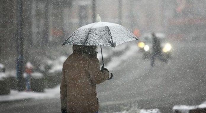 Дощ і мокрий сніг: синоптики попереджають про серйозну негоду