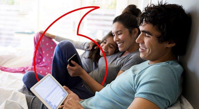Vodafone представив найвигідніший тариф для сім'ї: вартість і набір послуг - today.ua