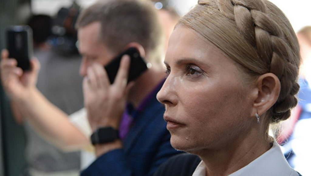 """""""Зміна влади"""": Лещенко заявив про змову Тимошенко з Медведчуком"""