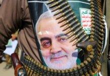 Траурное шествие и обещание мести: появились фото с похорон Сулеймани в Иране - today.ua