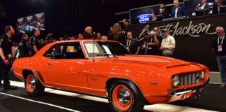 ТОП-5 самых дорогих автомобилей аукциона Scottsdale-2020 - today.ua