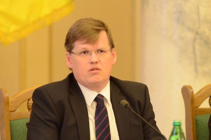 """&quotЗа те, що зробив із Зе лоха"""": Розенко розкритикував план Зеленського щодо звільнення Гончарука - today.ua"""
