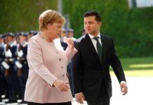 Зеленський зв'язався із Меркель: про що говорили та до чого дійшли - today.ua