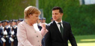 """Зеленський зв'язався із Меркель: про що говорили та до чого дійшли"""" - today.ua"""
