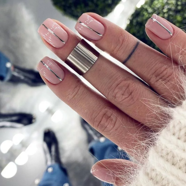 Нюдовый маникюр 2020 на короткие ногти: оригинальные идеи стильного нейл-арта (фото) - today.ua