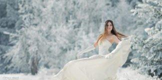 Зачіска нареченої: який варіант обрати для весілля взимку - today.ua