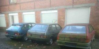 """В Германии нашли кладбище автомобилей Lada """" - today.ua"""