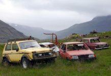 У Канаді знайшли «кладовище» автомобілів Lada - today.ua