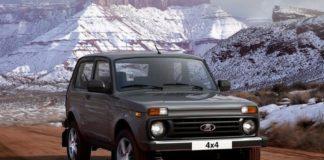 Оновлена Lada 4x4 подорожчає на сотні доларів - today.ua