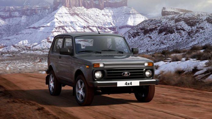 "У Мережі показали салон оновленої Lada 4x4: невдача &quotАвтоВАЗу"" - today.ua"