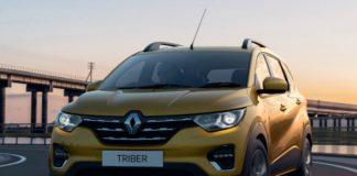 Renault показал свой самый дешевый кроссовер - today.ua