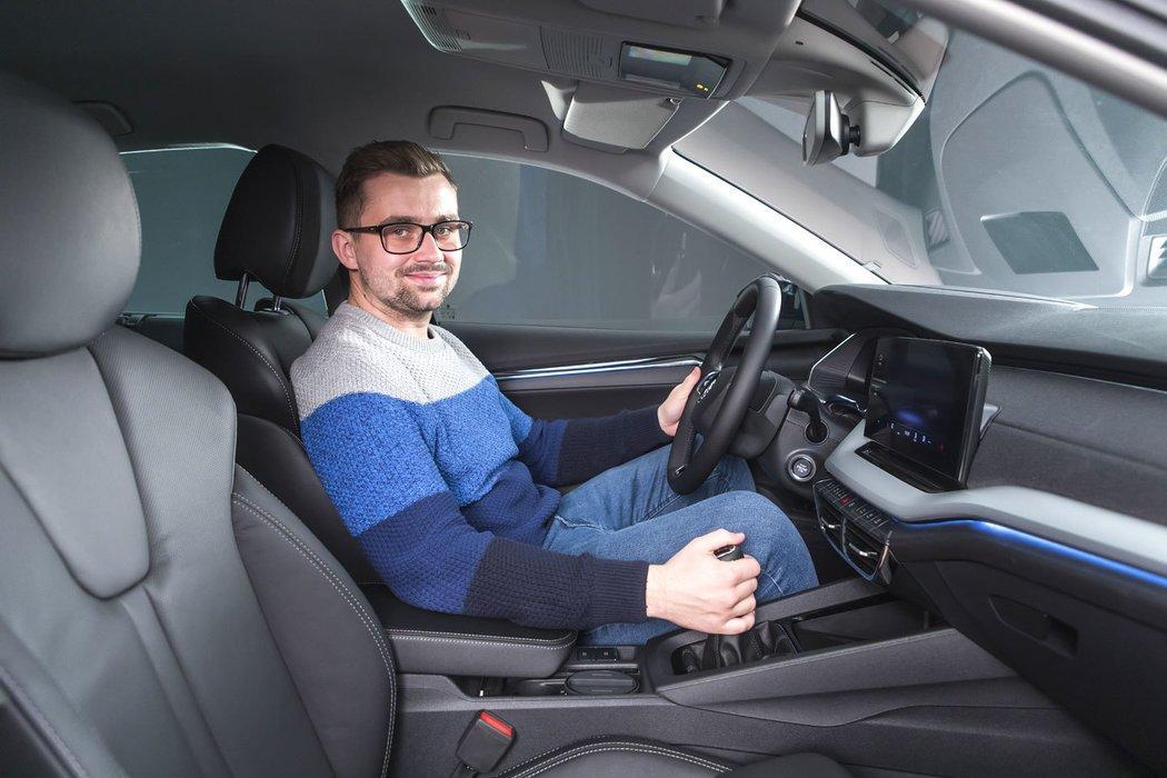 Названа ціна Skoda Octavia нового покоління: зовсім не народний автомобіль