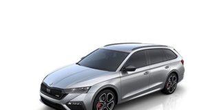 """Skoda Octavia RS станет более экономичной """" - today.ua"""